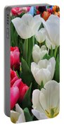 Totally Tulips Portable Battery Charger