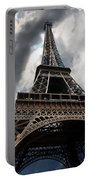 Tour Eiffel Portable Battery Charger