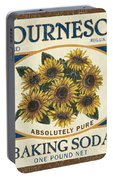 Tournesol Baking Soda Portable Battery Charger