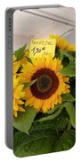 Tournesol Portable Battery Charger