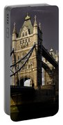 Tower Bridge Portable Battery Charger by David Pyatt