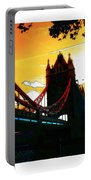 Tower Bridge London Portable Battery Charger
