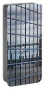 Tower Bridge Reflection Portable Battery Charger