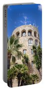 Tower In Puerto Banus Portable Battery Charger