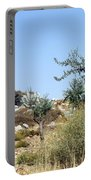 Tower Of Beitin - Biblical Bethel Portable Battery Charger