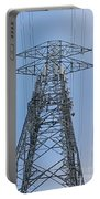 Towers And Lines Portable Battery Charger