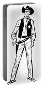 Town Marshall Portable Battery Charger