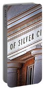 Town Of Silver City New Mexico Portable Battery Charger