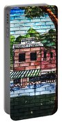 Town Wall Art Portable Battery Charger
