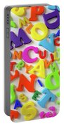 Toy Letters Portable Battery Charger