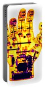 Toy Robotic Hand X-ray Portable Battery Charger