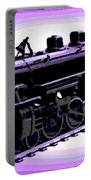 Toy Train Portable Battery Charger