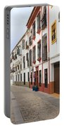 Traditional Houses In Cordoba Portable Battery Charger