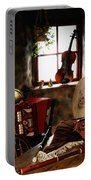 Traditional Musical Instruments, In Old Portable Battery Charger