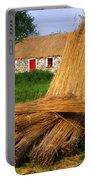 Traditional Thatching, Ireland Portable Battery Charger