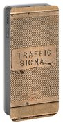 Traffic Signal  Portable Battery Charger