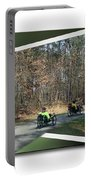 Trail Of Trikes Portable Battery Charger