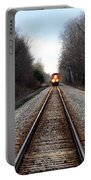 Train Head On Portable Battery Charger