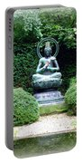 Tranquil Buddha Portable Battery Charger