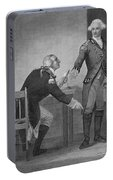Treason Of Benedict Arnold, 1780 Portable Battery Charger