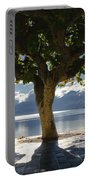 Tree And Benches Portable Battery Charger