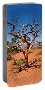Tree At Cedar Ridge Portable Battery Charger