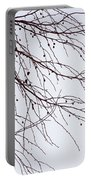 Tree Branch Nature Abstract Portable Battery Charger