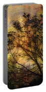 Tree Stamp Portable Battery Charger