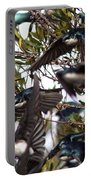 Tree Swallow - All Swallowed Up Portable Battery Charger