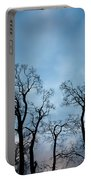 Trees. Autumn. Portable Battery Charger