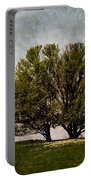 Trees Of Life Portable Battery Charger
