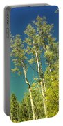 Treetop Color Portable Battery Charger