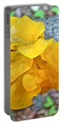 Tremella Mesenterica - Yellow Brain Fungus Portable Battery Charger