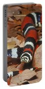Tricolor Hognose Snake Portable Battery Charger