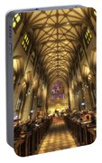 Trinity Church Nyc Portable Battery Charger