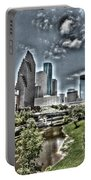 Trippy Houston Portable Battery Charger