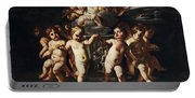 Triumph Of Cupid Portable Battery Charger