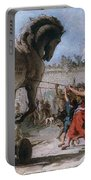 Trojan Horse Portable Battery Charger