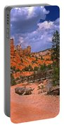 Tropic Canyon In Bryce Canyon Park Portable Battery Charger