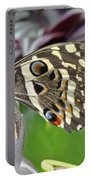 Tropical Butterfly Portable Battery Charger