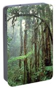 Tropical Cloud Forest Portable Battery Charger