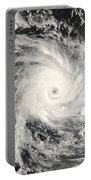 Tropical Cyclone Ivan Over Madagascar Portable Battery Charger