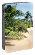 Tropical Island Portable Battery Charger