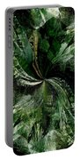 Tropical Rain Forest Portable Battery Charger