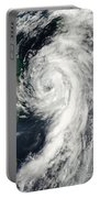 Tropical Storm Dianmu Portable Battery Charger
