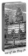 Troy Female Seminary, 1841 Portable Battery Charger