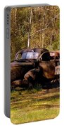 Truck Graveyard Portable Battery Charger