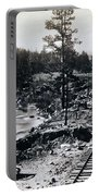 Truckee River - California Looking Toward Donner Lake - C 1865 Portable Battery Charger