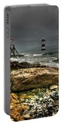 Trwyn Du Lighthouse Portable Battery Charger
