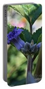Tube Clematis Portable Battery Charger